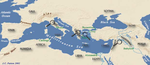 The Mediterranean World | Course Resources