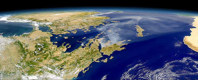 satelite Greece