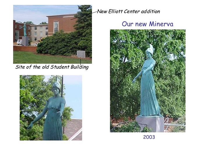 Minerva at UNCG